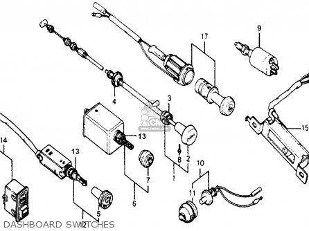 Suzuki Sidekick Belt Diagram