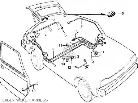 Honda Accord 1977 3dr Std Khkakl Parts Lists And Schematics