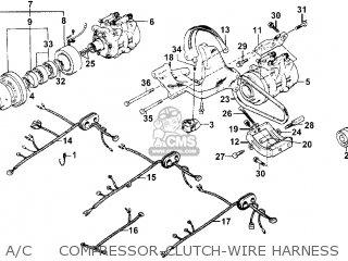 honda accord 1978 3dr lx kh ka kl ac compressor clutch wire harness_medium00026345BOP03_ff2f wiring diagram schematics for air pressor html wiring find image,Ac House Wiring Diagrams Heat Pump Diagram Schematic