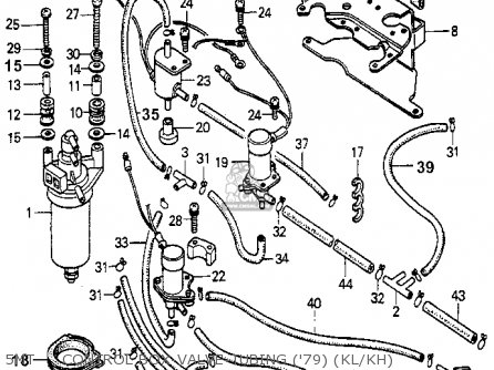 Honda Accord 1979 Z 3dr Lx Kakhkl Parts Lists And Schematics