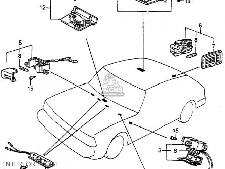 1990 mitsubishi montero parts diagram