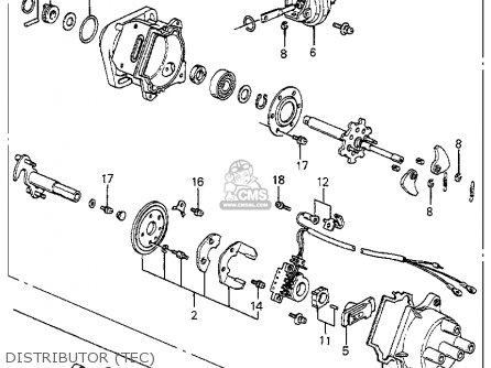 Honda Accord F Dr Lx Ka Kh Kl Distributor Tec Medium E on 1985 Honda Accord Engine Diagram