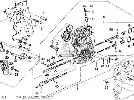 honda accord 1986  g  4dr dx  ka  parts lists and schematics