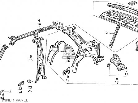Honda Accord Engine Diagram Oil Pan besides 93 Acura Integra Thermostat Location as well P 0900c152800ad9ee besides 1998 Honda Civic Ex Wiring Diagram additionally Honda Passport 1997 Honda Passport Fan Belt. on wiring diagram for 1996 honda accord lx