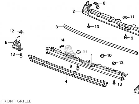 honda accord 1987 h 3dr dx ka front grille_medium00027022B__45_574f wiring diagram 1994 ford probe wiring find image about wiring,Fuse Box Diagram 94 Ford Probe Se