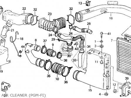 2000 Honda Accord Wiring Harnes