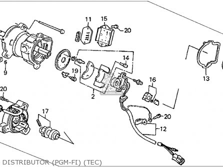 89 Honda Accord Headlight on 94 camaro power window switch wiring diagram