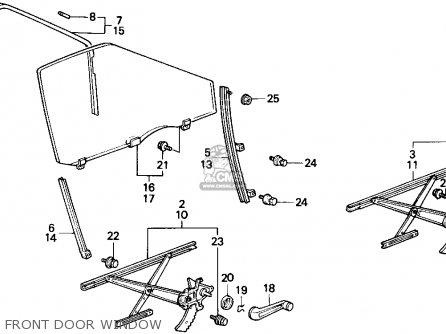 86 Honda Accord Lx Fuel Filter