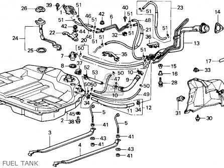 Partslist on honda 1 7l engine diagram