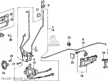 1988 honda accord lxi fuel pump 1986 honda accord lxi