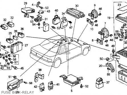 1996 Ford Bronco Wiring Diagram furthermore Correadetiempo additionally 1988 Ford Bronco Fuel Pump Relay Location likewise 89 Civic Fuse Box in addition Fuse Box On Ka. on 1990 ford ranger alternator wiring diagram