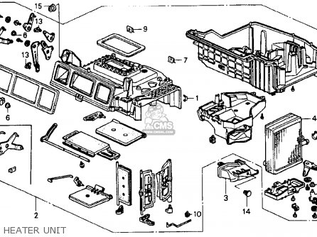1992 Honda Accord Alarm Wiring Diagram
