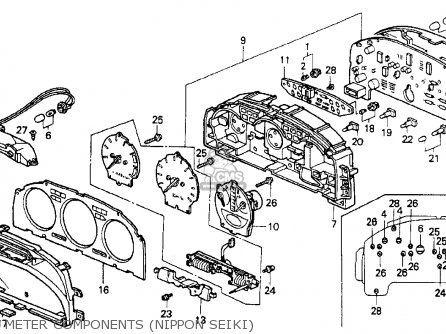Honda Accord Rear Quarter Panel on 1995 kia sportage fuse box diagram