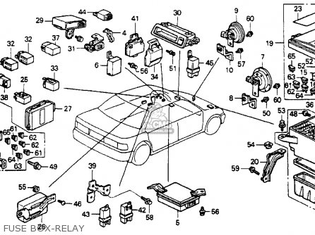 92 Accord Lx Fuse Box Diagram as well Honda Accord 1996 Honda Accord Engine 2 moreover 2000 Honda Accord Turn Signal Relay Location as well 91 Honda Accord Starter Relay Location besides 3pt3z 93 Honda Del Sol Sometimes Won T Start Engine Turns. on 2000 honda civic main relay