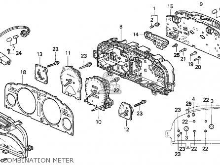 P1361 2000 Honda Accord