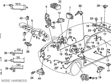 1995 Honda Accord Speaker Size