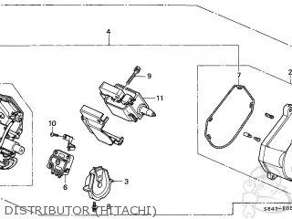 Honda Accord 1998 W 4dr Ex V6 Kl Parts Lists And Schematics