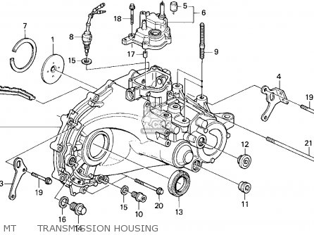 92 Honda Accord Radio Wiring Diagram