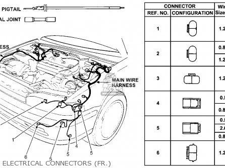 honda accord wagon 1991 m wgn lx ka kl parts lists and. Black Bedroom Furniture Sets. Home Design Ideas
