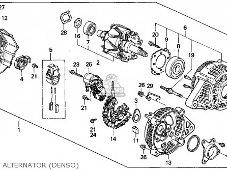 1992 Honda Accord Engine Wiring Harness besides Ford Explorer 1997 Ford Explorer Altenator Over Charging furthermore Chevy Lumina Fuel Filter further T6685764 2000 grand cherokee laredo 4 0 rough also 1990 Ford Alternator Wiring Diagram. on 1997 jeep cherokee alternator wiring diagram