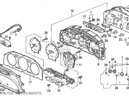 93 Mazda Miata Fuse Box Diagram