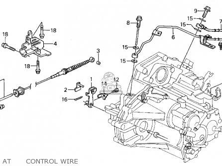 honda accord wagon 1993 p wgn ex ka kl parts lists and. Black Bedroom Furniture Sets. Home Design Ideas