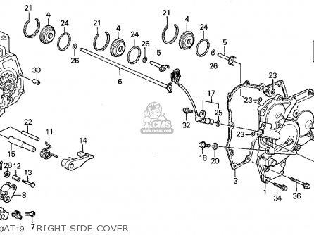 Honda Accord Wagon 1993 P Wgn Ex Kakl Parts Lists And Schematics