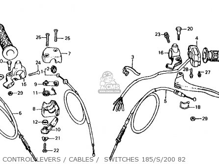 powerpartsplus in addition 11753 Ignition Switch Wiring For 316 together with Zuma Wiring Diagram additionally 50cc Scooter Engine Diagram further Honda Trx 200 Wiring Diagram. on yamaha quad wiring diagram