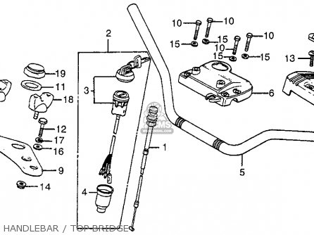 honda engine red top red motorcycle engine wiring diagram