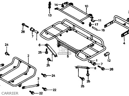 Honda Cx500 Carburetor Diagram on 1984 Honda Big Red Wiring Diagram