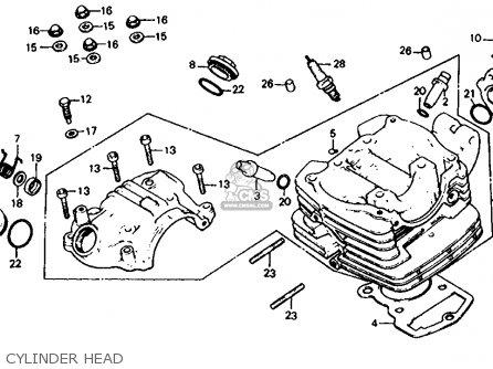 honda reflex wiring diagram