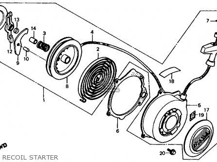 honda atc200es big red 1984  e  usa parts lists and schematics