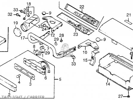 2014 Dodge Charger Wiring Diagram furthermore 93 Acura Integra Engine Wiring Diagram additionally Fuel Pump Location 2003 Dodge Stratus further 90 Camaro Wiring Diagram in addition Unit  p Cdi 30410kfl901. on honda racing wiring harness