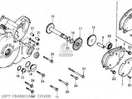 honda atc250es 1985 big red usa parts list partsmanual ... 1985 atc 250es wiring diagram eaton atc 600 wiring diagram #8