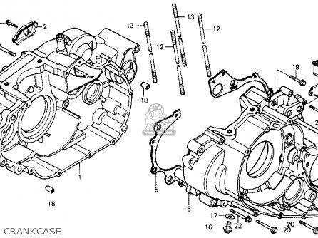 honda atc250es big red1985 f usa parts list partsmanual. Black Bedroom Furniture Sets. Home Design Ideas