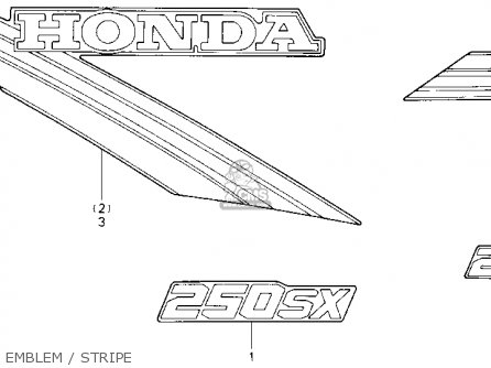 Honda Sx 250 Transmission Diagram on ktm 250 sx wiring diagram