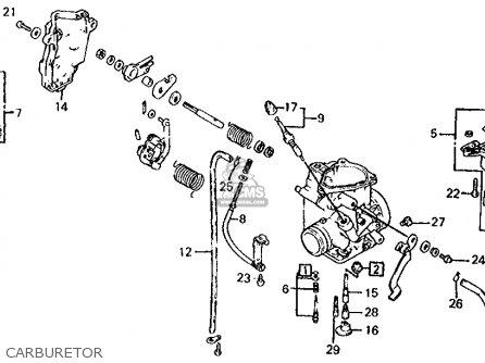 honda atc350x 1985  f  usa parts lists and schematics