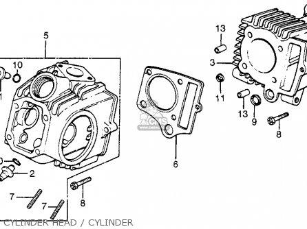 honda atc70 1978 usa parts lists and schematics rh cmsnl com