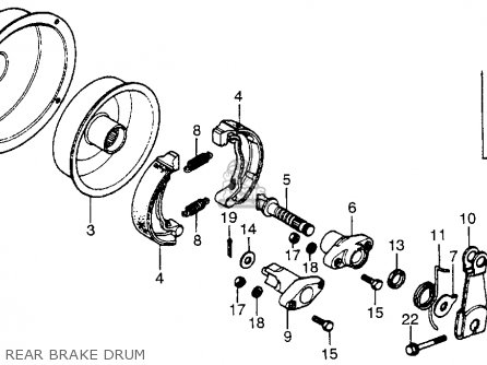 Honda Atc 70 Wiring Diagram Honda Cc Wiring Diagram Wiring Diagram