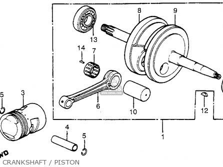 honda atc 70 clutch diagram