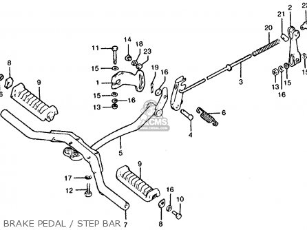 Kazuma Falcon 90 Parts Diagram