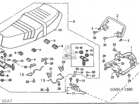 Wiring Diagram Honda Astrea Grand