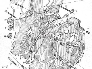 Honda C240 E-3