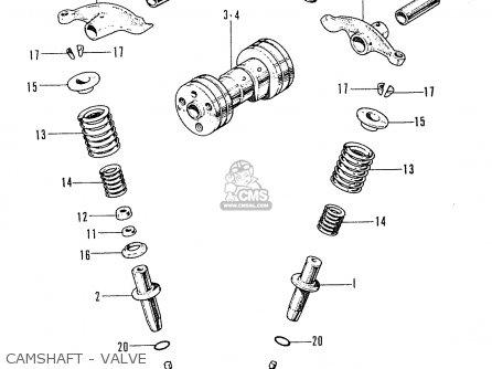 honda c50 cub 1969 england parts lists and schematics rh cmsnl com honda c50 service manual pdf Honda Z50