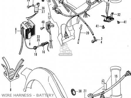 honda c50 cub 1969 england parts list partsmanual partsfiche