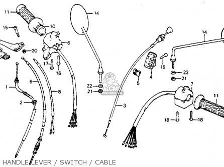 1981 honda c70 headlight honda cbr250 headlight wiring
