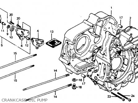 Ignition Wiring Diagram 1981 Honda C70