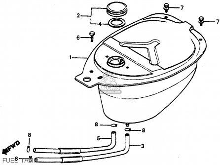2001 Mazda Tribute Exhaust System Diagram. 2001. Find Image About ...