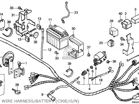 Clutch Operation Diagram