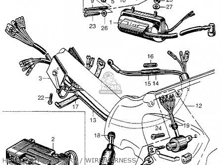 honda ca100 honda 50 1962 usa parts list partsmanual. Black Bedroom Furniture Sets. Home Design Ideas